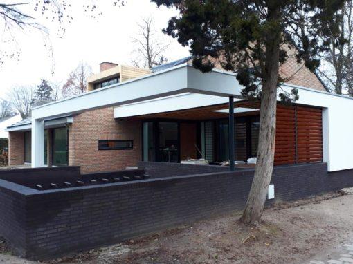 Verbouwing woning te Helmond